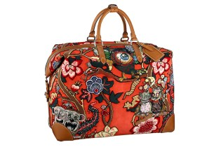 Chapman Brothers x Louis Vuitton 2013 Fall/Winter Accessories Collection
