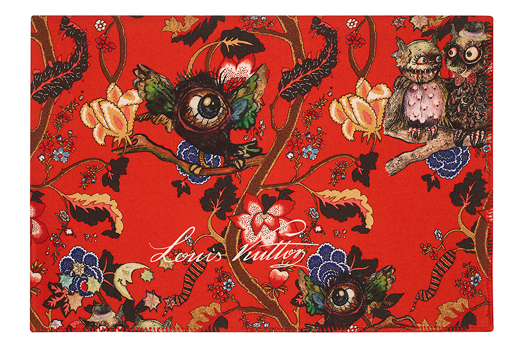 chapman brothers x louis vuitton 2013 fall winter accessories collection