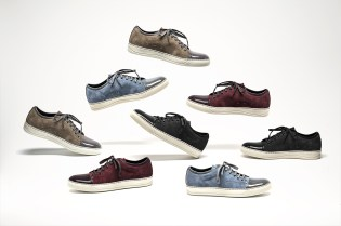 Check Out a Stop-Motion Video of the Lanvin Classic Sneakers