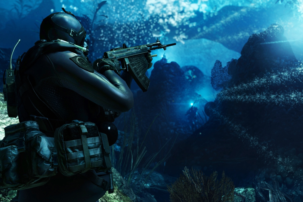 Check Out the Latest Gameplay Footage from Call of Duty: Ghosts