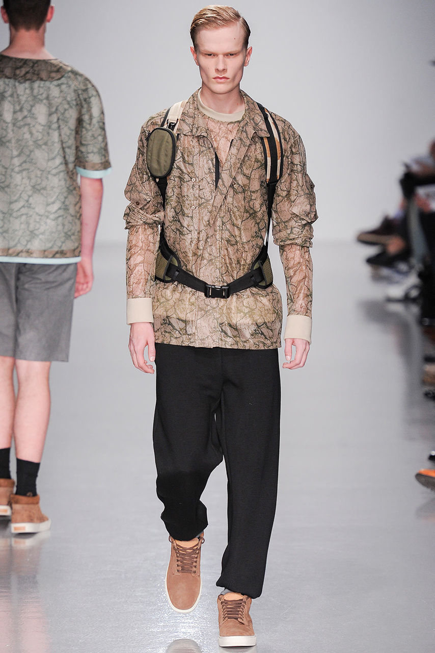 Christopher Raeburn 2014 Spring/Summer Collection
