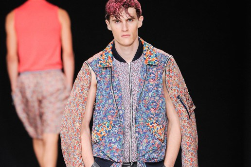 Christopher Shannon 2014 Spring/Summer Collection