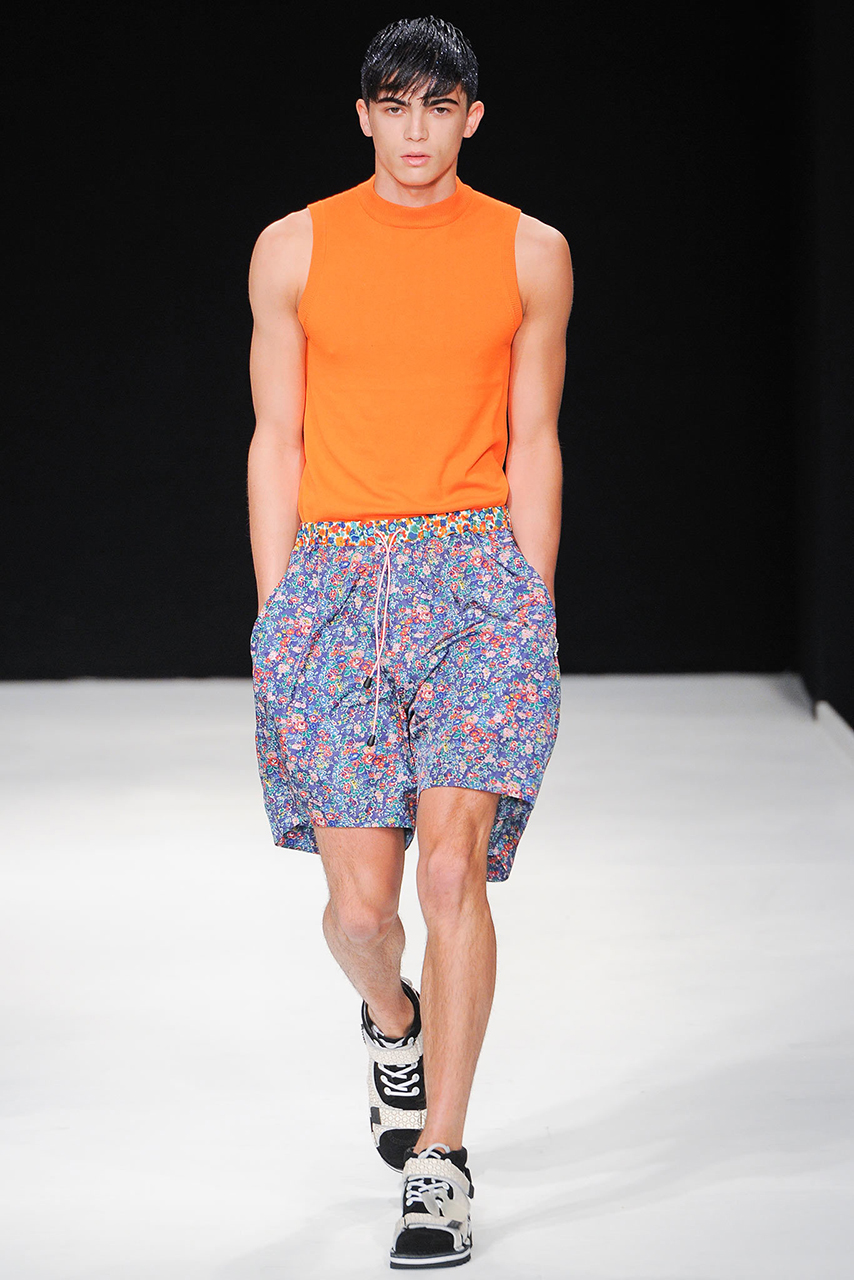 christopher shannon 2014 spring summer collection