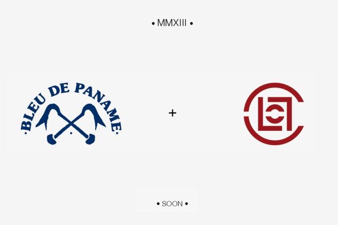 CLOT x Bleu de Paname 2013 Collaboration Announcement
