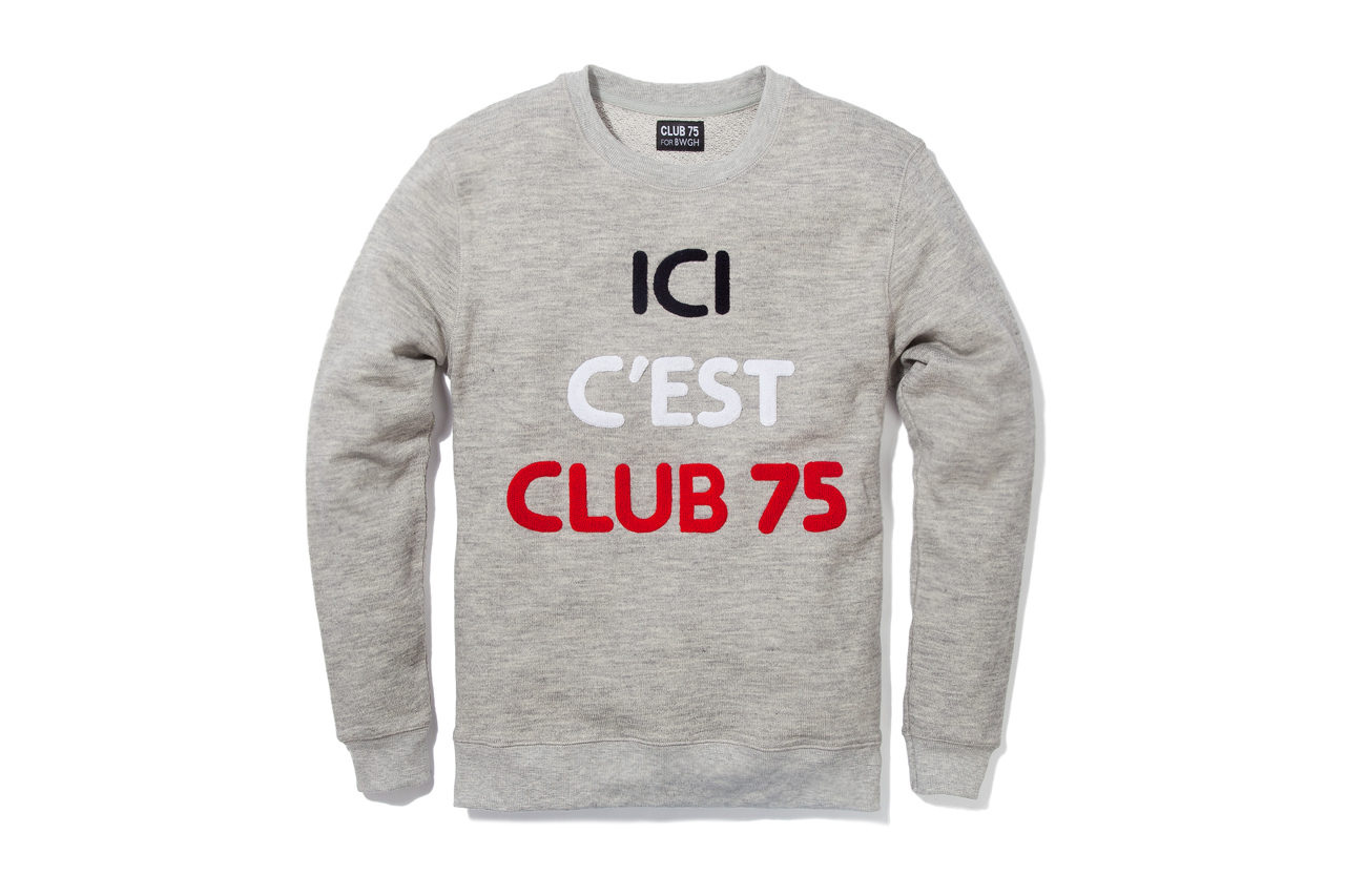 Club 75 2013 Spring/Summer Collection
