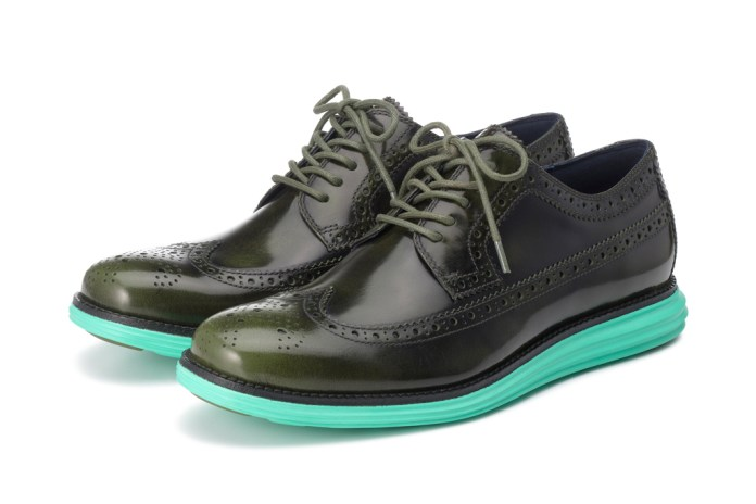 Cole Haan 2013 Fall LunarGrand Long Wingtip Collection