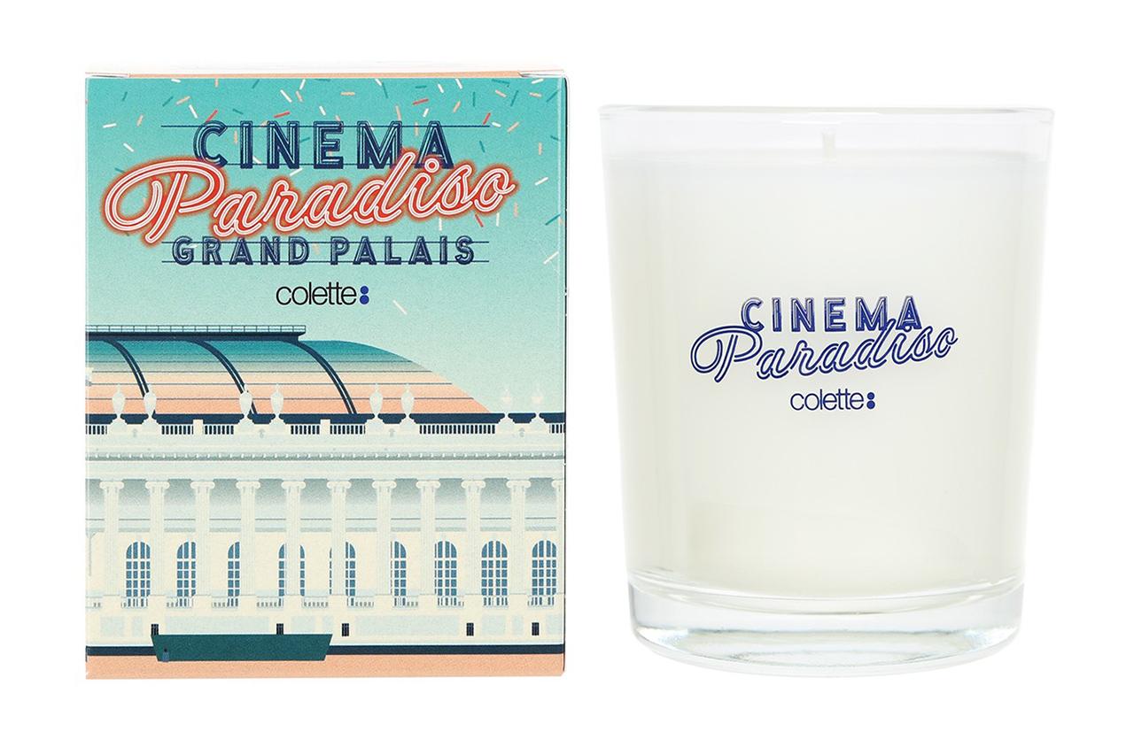 colette x Cinema Paradiso Candle