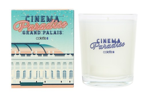 colette x Cinema Paradiso Candle
