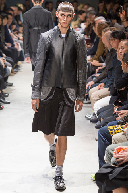 comme des garcons 2014 spring collection