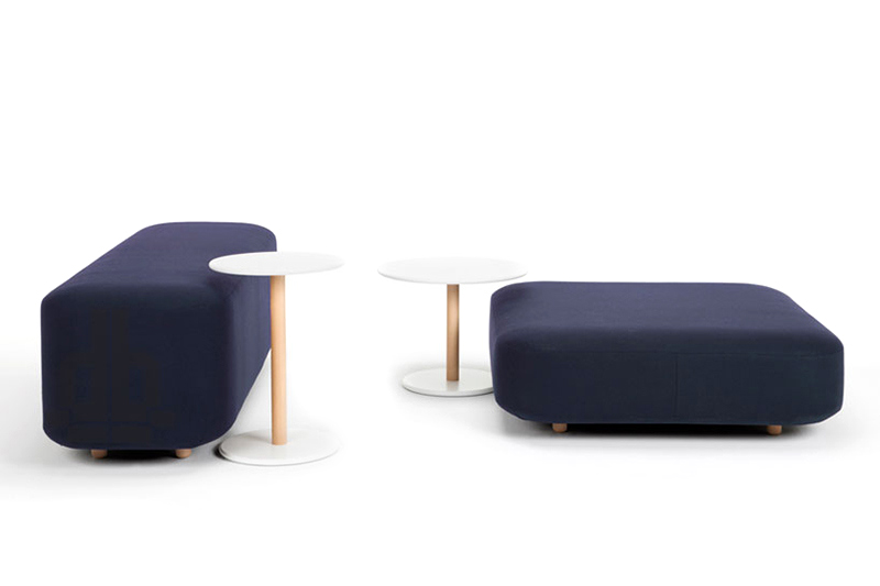 common modular seating by naoto fukasawa for viccarbe
