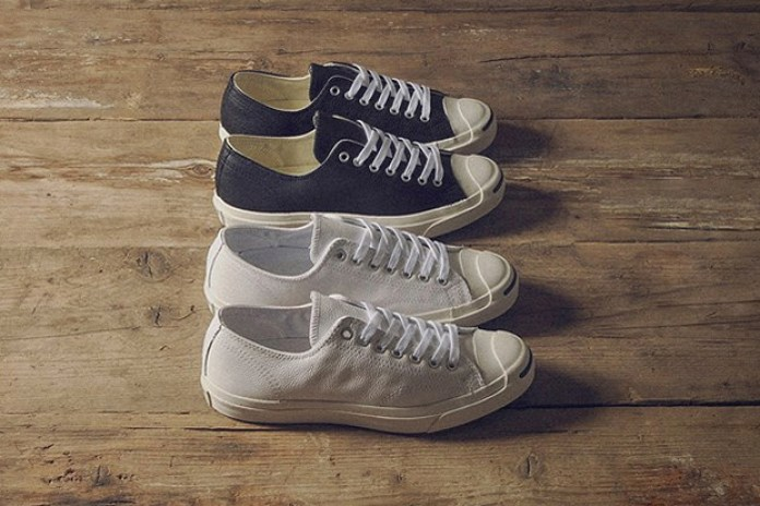 Converse 2013 Summer Jack Purcell Premium Leather Collection
