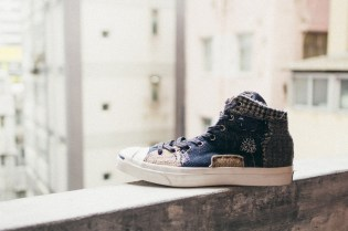 Converse First String 2013 Fall Preview