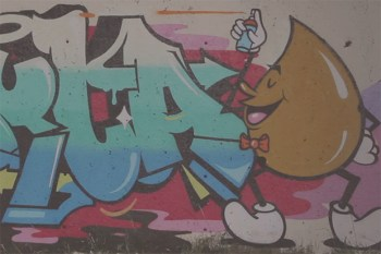 Dabs & Myla Meet with Vino & Aryz for a Day of Painting in Barcelona