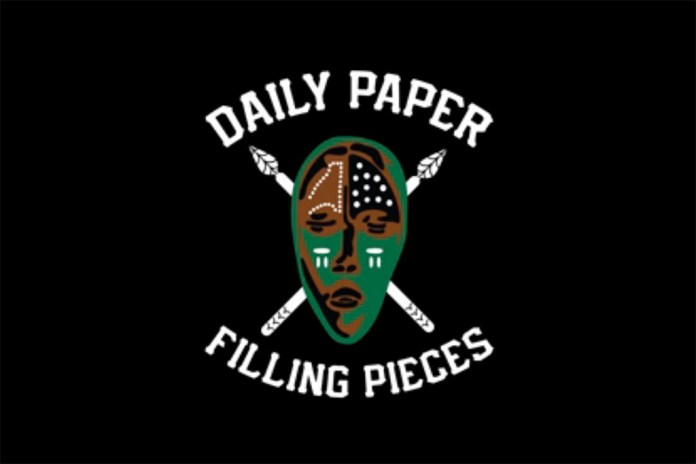 "Daily Paper x Filling Pieces ""Batik"" Pack Video Lookbook"
