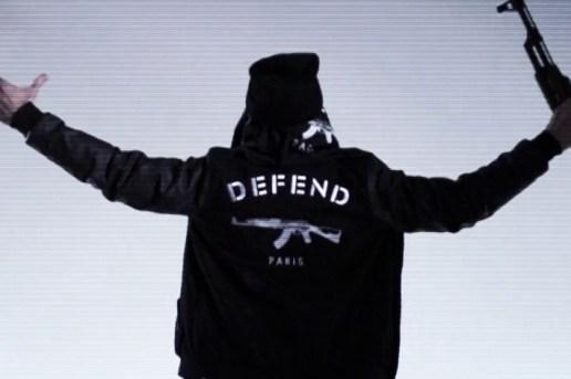 Defend Paris 2013 Curfew Collection