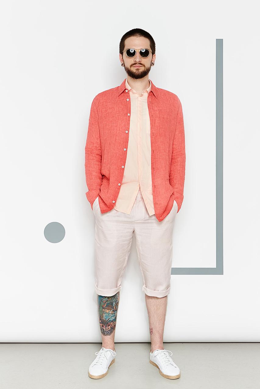 Delikatessen 2014 Spring/Summer Lookbook