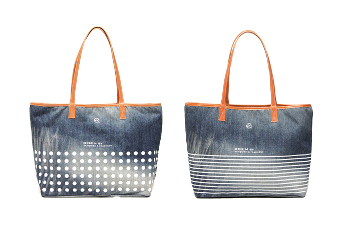 DENIM BY VANQUISH & FRAGMENT Totebag