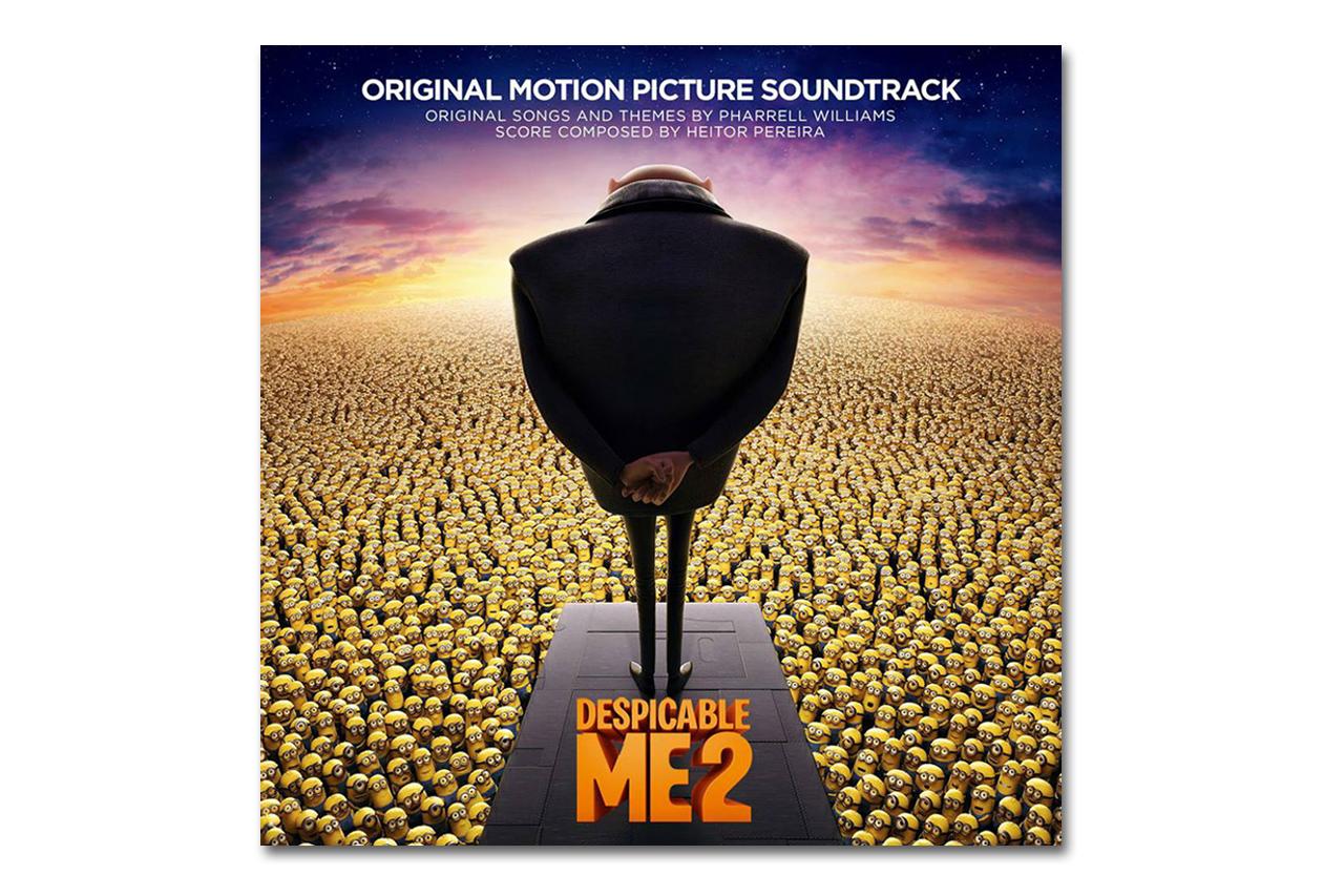 Despicable Me 2: Official Soundtrack (Album Stream)