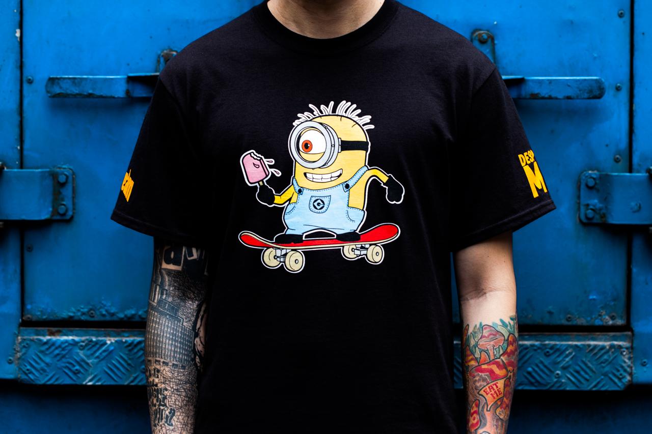 Despicable Me 2 x ICECREAM T-Shirt