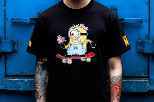 Despicable Me 2 x ICECREAM T-Shirt