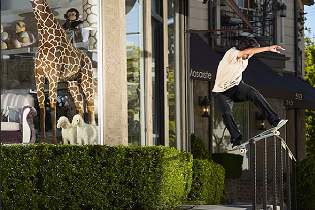 Dickies Skate Team's Northeast Excursion