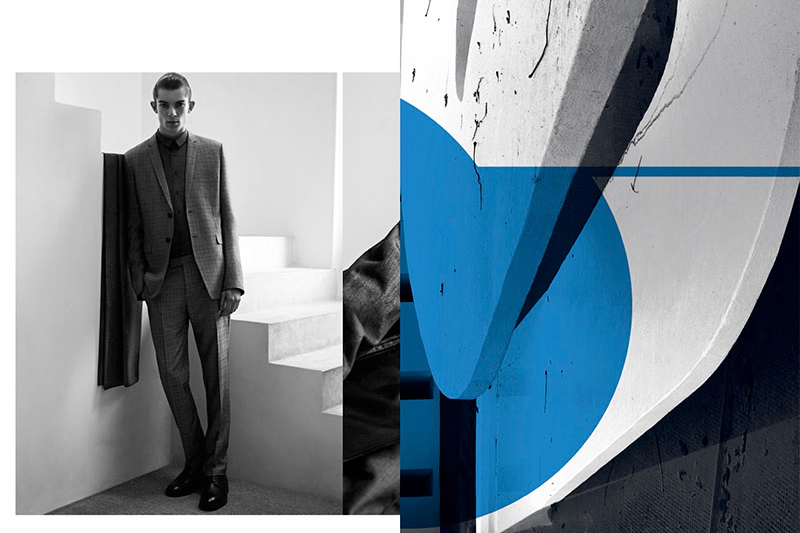 Dior Homme 2013 Fall Lookbook