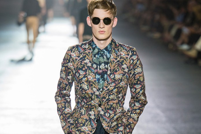 Dries Van Noten 2014 Spring/Summer Collection