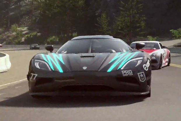 DriveClub Trailer for PlayStation 4