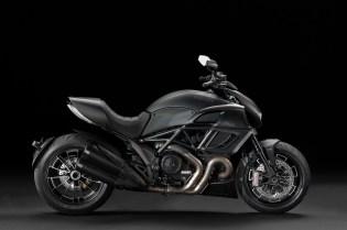 Ducati Diavel Dark Motorcycle