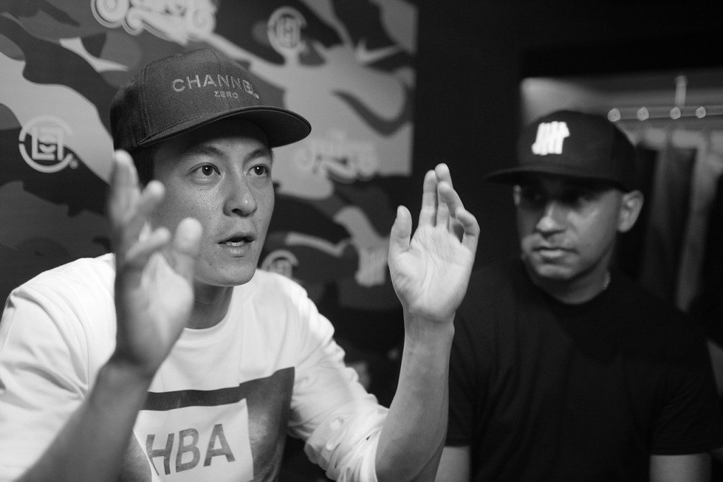 """Eddie Cruz, Kevin Poon and Edison Chen Discuss the Undefeated x Nike """"Bring Back"""" Packs and Street Fashion"""