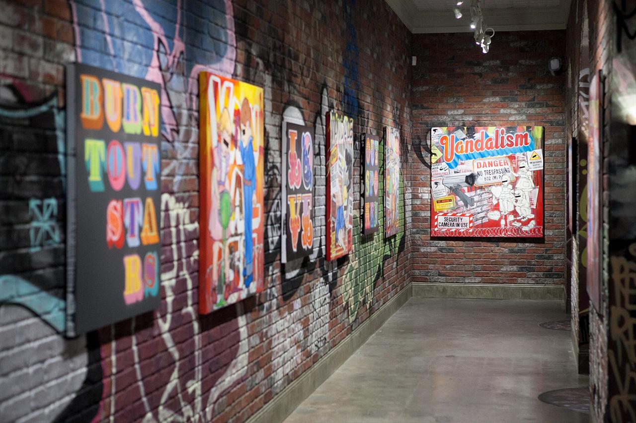 "EINE ""Innocence"" Exhibition @ Corey Helford Gallery Recap"