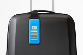 Electronic Luggage Tags by British Airways Give Real-Time Bag Tracking