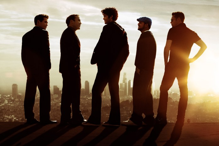 'Entourage' Movie Among 31 Projects Approved for California Tax Credits