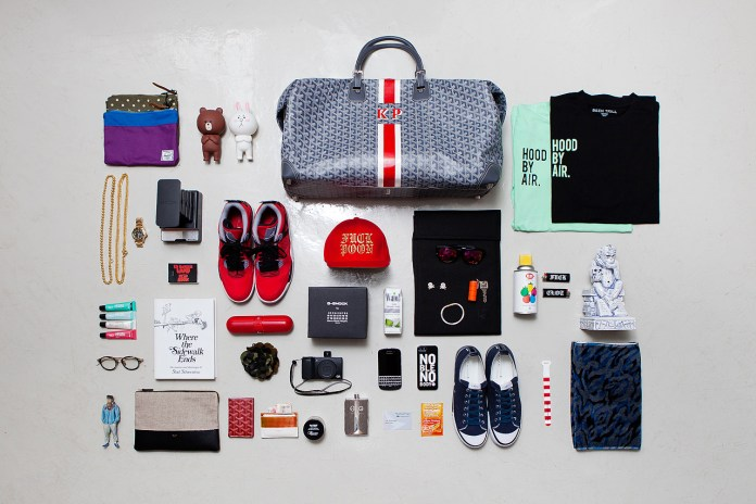 Essentials: Kevin Poon of CLOT