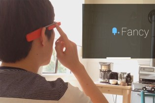 Fancy Debuts Google Glass App