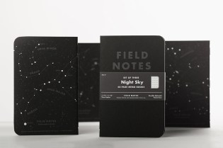 Field Notes Night Sky Edition