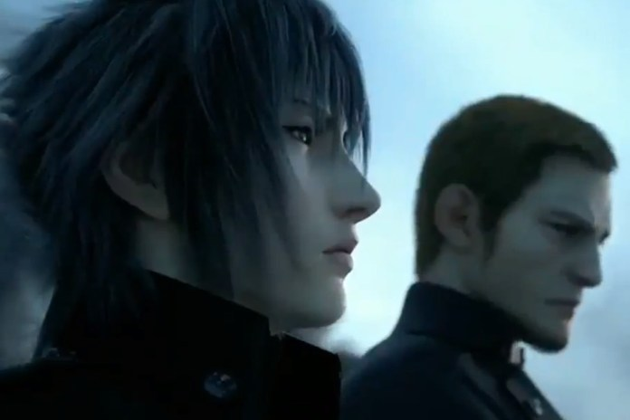 Final Fantasy XV Trailer