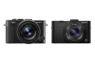 Sony Updates Its High-Powered Camera Division with the Sony RX1R and RX100MII