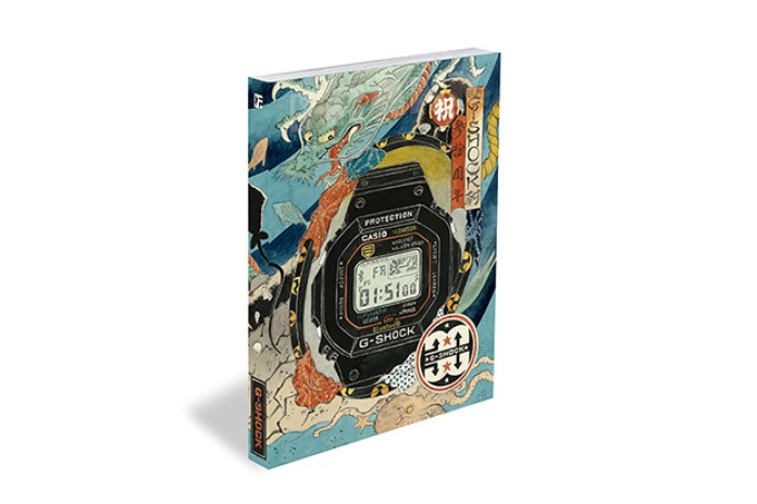 FRANK151 Japan Special Edition 'G-SHOCK 30th Anniversary BOOK'