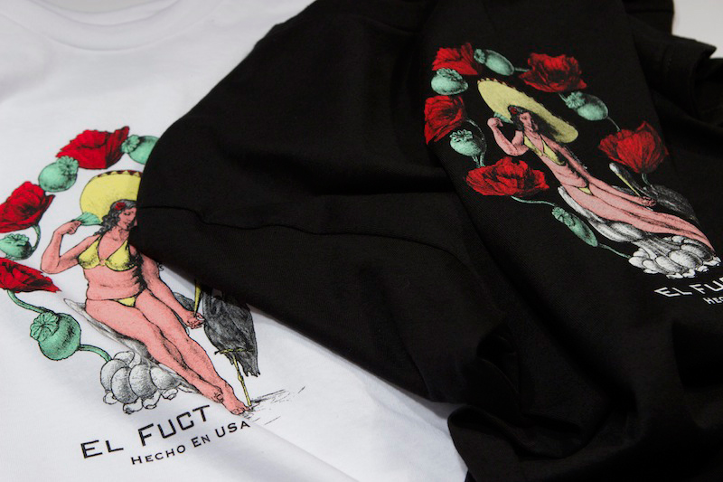 fuct 2013 summer raging bull collection