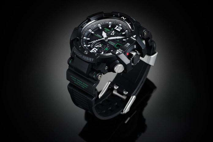 Casio G-Shock Gravity Defier GWA1100