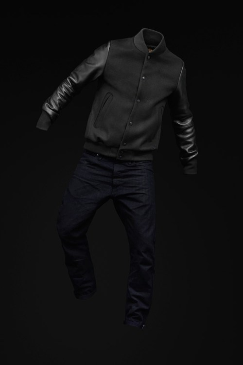 G-Star RAW by Marc Newson 2013 Fall/Winter Collection Preview