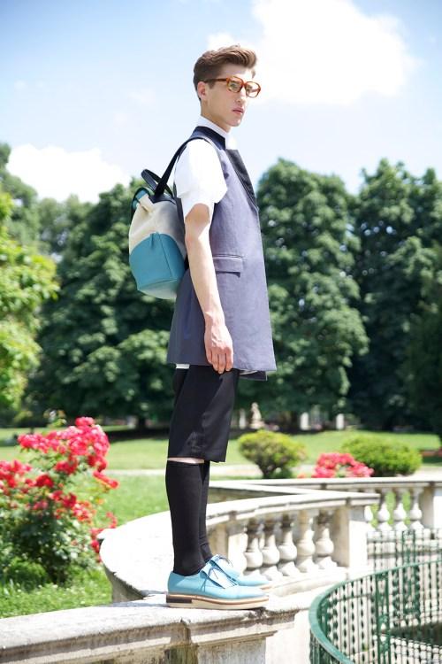 giuliano Fujiwara 2014 Spring/Summer Collection Preview