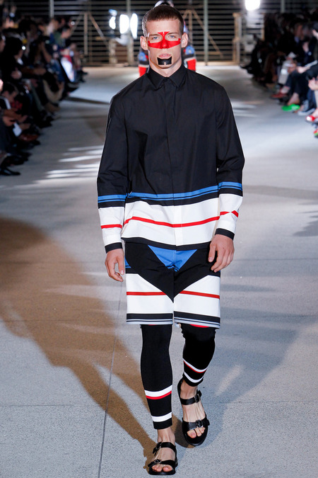 Givenchy 2014 Spring/Summer Collection
