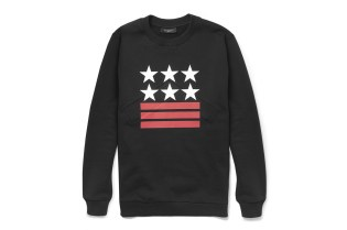 Givenchy Neoprene-Insert Printed Cotton Sweatshirt