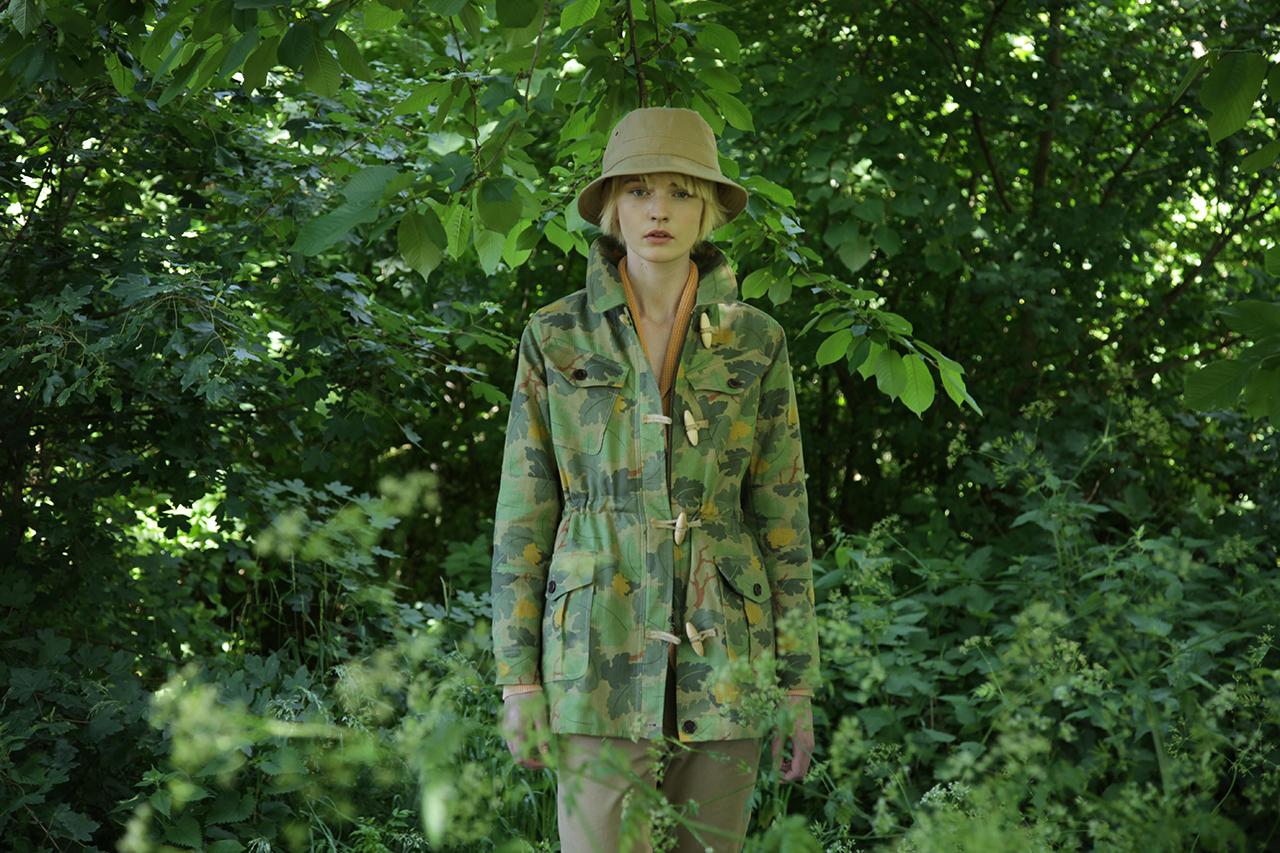 Gloverall 2014 Spring/Summer Lookbook