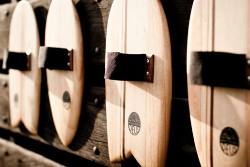 Grown for Deus Custom Bodysurfing Hand Planes