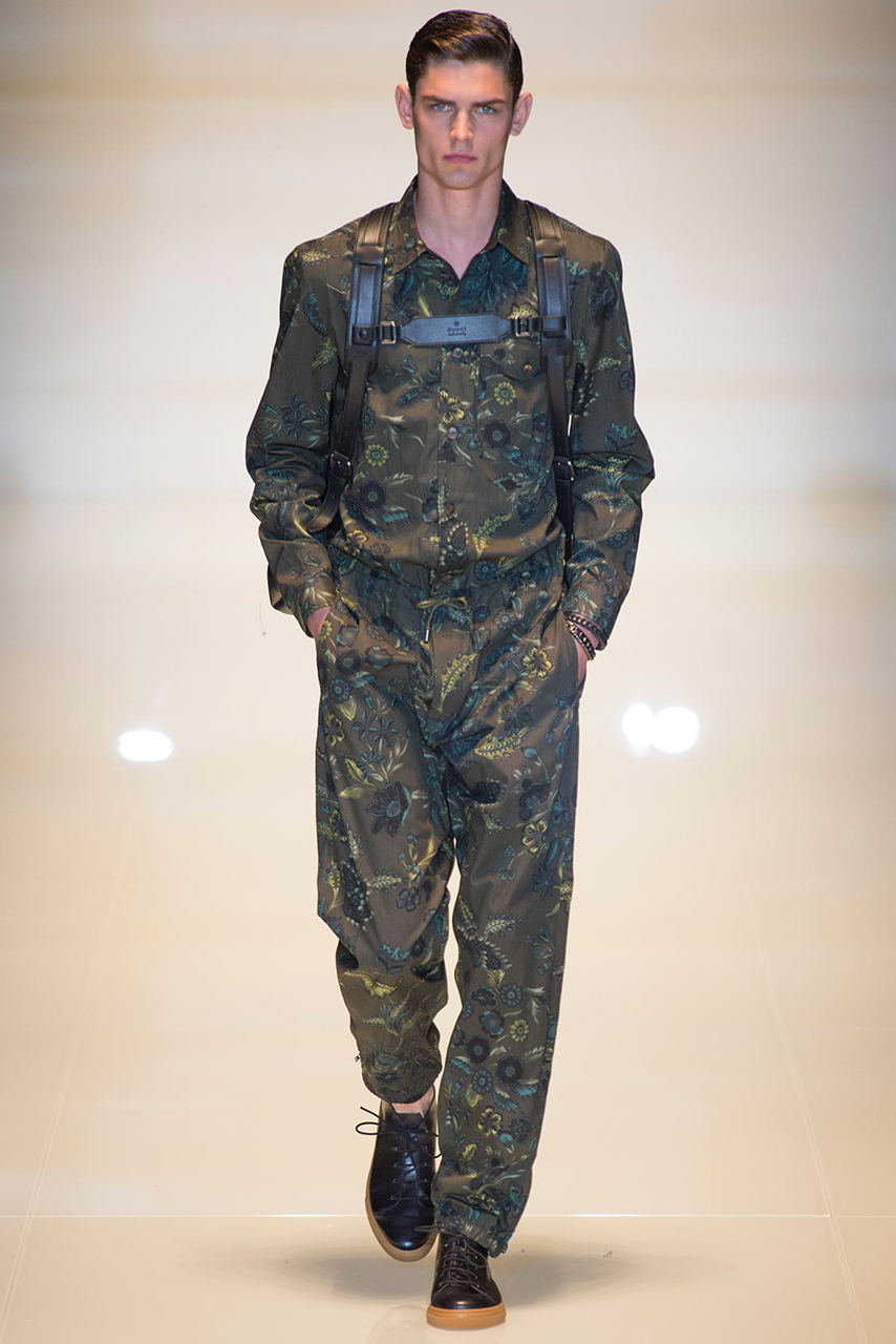 gucci 2014 spring collection