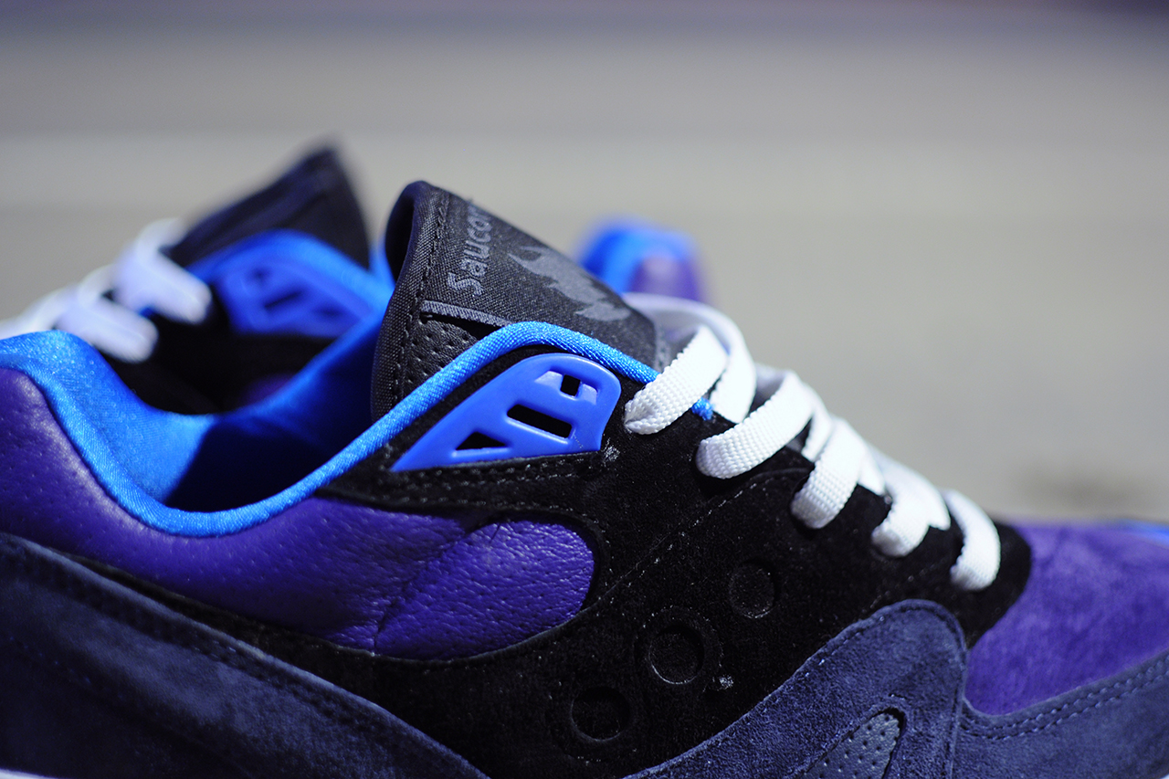 hanon x saucony shadow master the midnight runner