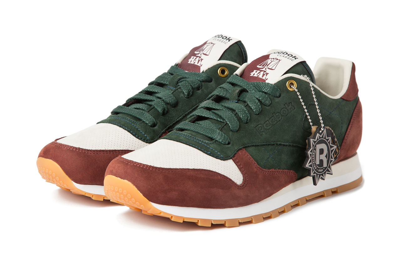 highs and lows x reebok classic leather 30th anniversary